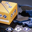 BPF ブレーキパッド TYPE-SXⅡ 一台分  輸入車専用