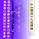 小山評定二八武将絵 15~28 4切ワイド額入りHG