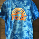 [POLER] MOUNTAIN RAINBOW TEE