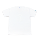 """GOTHAM CITY V-NECK TEE"" White (DRI-FIT)"