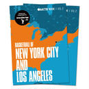 "AKTR BOOK VOL.2 ""BASKETBALL OF NEW YORK AND LOS ANGELES"""
