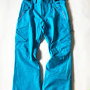 SPP-02 14-15 GROWING CARGO Pants  .《AQUAターコィズブルー》