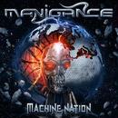 "MANIGANCE ""Machine Nation"" (Japan Edition + obi)"