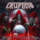 """ERUPTION """"Cloaks of Oblivion"""" (Japan Edition + obi)"""