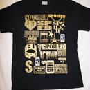 SPOILEDロゴシリーズTシャツ