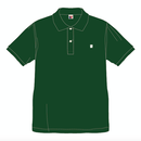 SUMMIT  ''雪山ロゴ'' 刺繍ポロシャツ GREEN