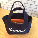SUMMIT Logo Tote Bag 2017 Navy(S/S)