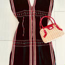 Oriental mood DRESS [BLACK:RED] THAILAND