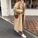 70's Euro Vintage Hooded Long Coat