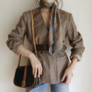 70's euro vintage houndstooth jacket