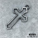 【2点セット】十字架 クロス  Cross 金属製 商品番号C-0029