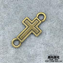 【4点セット】十字架 クロス  Cross 金属製 商品番号C-0032