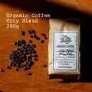 オーガニックコーヒー シティブレンド 200g