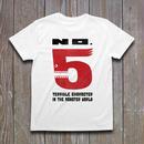 NO.5 Tシャツ