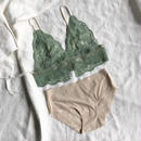 Green and Beige set