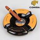☆COHIBA  Ashtray スタイリッシュ灰皿!! 葉巻たばこシガー シンプル&コンパクト