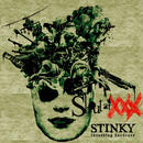 "STINKY 1st Album ""SHOUT AT XXX"""