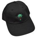 BLACK GLUTEN FREE HAT