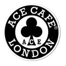 N0016DE/ACE CAFE LONDON デカール サークル 200