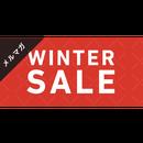 メールマガジン素材|600×280px  冬セール[ A ]