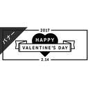 バナー素材|3サイズセット バレンタインデー [B-02]