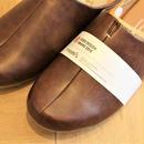 room's slippers DARKBROWN