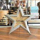 Twinkle Star Frame S SILVER