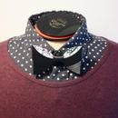 vinyl bow tie -label ver. -