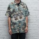 レーヨンハワイアンシャツ Rayon Hawaiian S/S Shirt