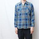 フランネルシャツ Vintage Flannel Shirt