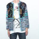 ジャガードジャケット funny Pattern Jacket