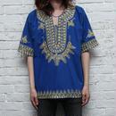 プルオーバー刺繍シャツ Pullover Embroidery Shirt