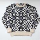ノルディック ハンドニット セーター Vintage Sweater