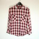 オンブレチェックシャツ レーヨン Guess Rayon Shirt U.S.A