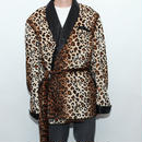 Animal Pattern Long Robe