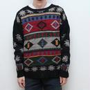 ウールリッチ ネイティブ柄セーター Vintage Woolrich Sweater