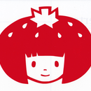 キャラクターシリーズ【おかっぱのいちごちゃん】5cm版