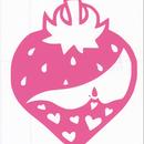 ワンポイントシリーズ【愛の泉いちご】6cm版