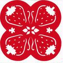 プレミアムシリーズ【四つ葉のいちご】15cm版