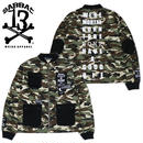 PATCH MILITARY BIG JKT / CAMO