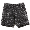 BASTARD ANIMAL SHORTS / BLACK