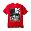 -PROVE- EXTRA BIG TEE / RED