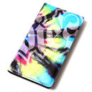 SPARK TIEDYE iPhone7 BOOKCASE