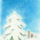 高精度複製画「真っ白な樹の下で」(『小さな恋のものがたり』より)