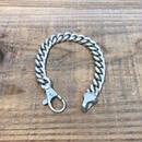 Vintage Sterling Silver Mexican Bracelet【F284】(N)