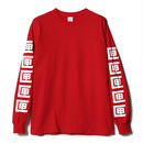 TEN BOX(テンボックス) J TENBOX LONG SLEEVE T