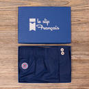 LE SLIP FRANÇAIS(ルスリップフランセ) Boxer Shorts 【Navy Blue】