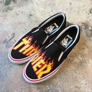 VANS X THRASHER   SLIP-ON PRO  BLACK    VN0A347VOTE (N)