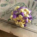 ビオラコサージュ(Purple & Yellow)