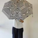 ツタエノヒガサ うさぎのたすき #日傘(メ玉・パープルxイエロー)、テクノ、オハナ黒 【送料無料】